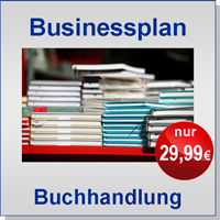 Businessplan Buchhandel
