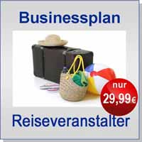 Businessplan Reiseveranstalter