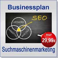 Businessplan Suchmaschinenmarketing