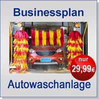 Businessplan Autowaschanlage