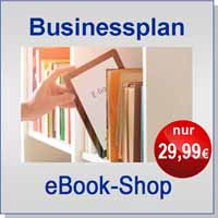 Businessplan Ebook shop