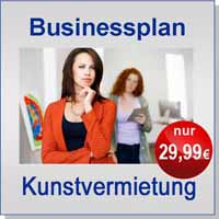 Businessplan Kunstvermietung