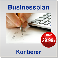 Businessplan Kontierer