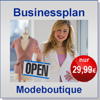Businessplan Modeboutique