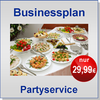Businessplan Partyservice