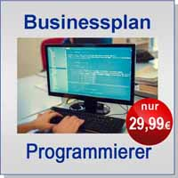 Businessplan Programmierer