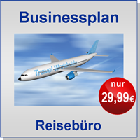 Businessplan Reisebüro