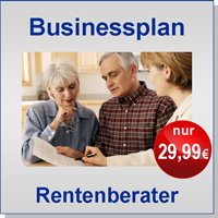Businessplan Rentenberater