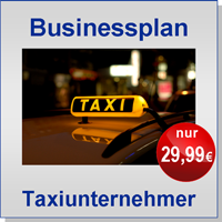 Businessplan Taxiunternehmer
