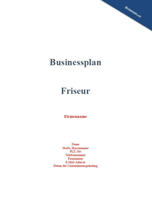 business plan beispiel